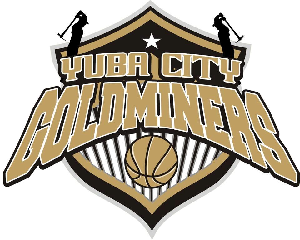 Yuba City Gold Miners Logo Primary Logo (2016/17-Pres) -  SportsLogos.Net