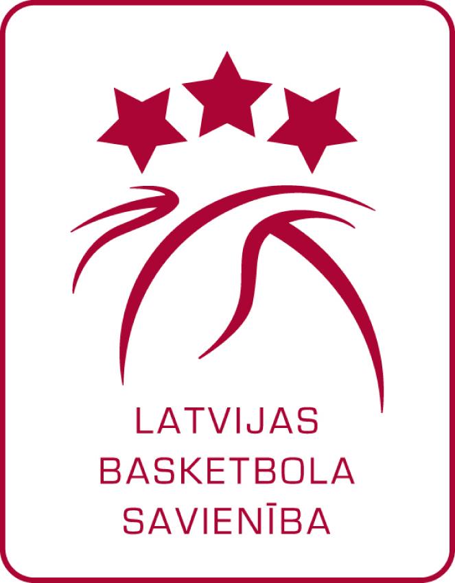 Latvia  Logo Alternate Logo (2000-Pres) - Latvia Basketball Association (Latvijas Basketbola Savienība) SportsLogos.Net