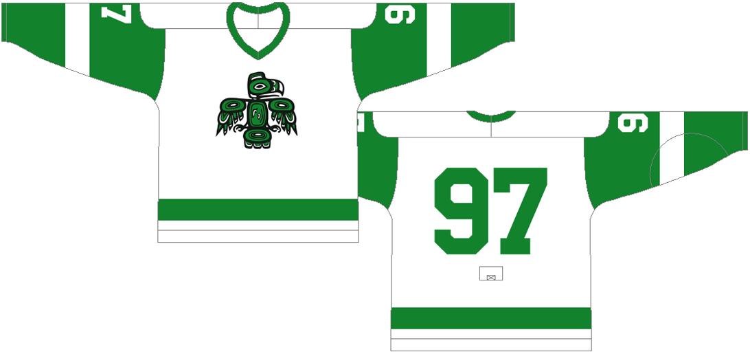 Seattle  Totems Uniform Road Uniform (1965/66-1973/74) -  SportsLogos.Net