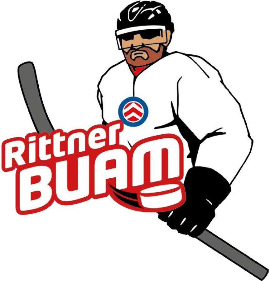 Rittner Buam  Logo Primary Logo (2016/17-Pres) -  SportsLogos.Net