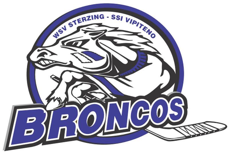 WSV Sterzing Broncos  Logo Primary Logo (2016/17-Pres) -  SportsLogos.Net