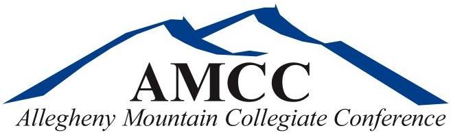 Allegheny Mountain Collegiate Conference Logo Primary Logo (1997-2015) -  SportsLogos.Net