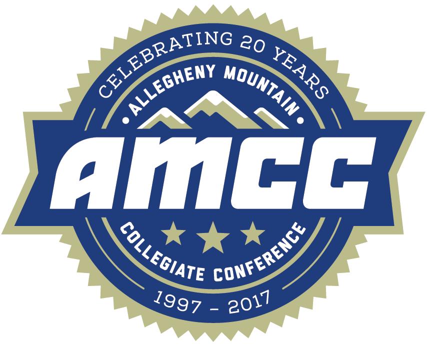 Allegheny Mountain Collegiate Conference Logo Anniversary Logo (2017) -  SportsLogos.Net