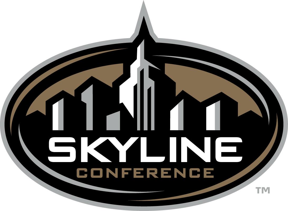 Skyline Conference Logo Primary Logo (2000-Pres) -  SportsLogos.Net