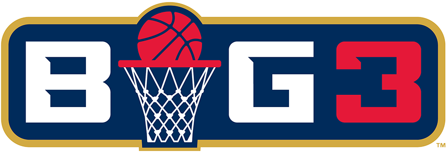 BIG3 Logo Primary Logo (2017-Pres) -  SportsLogos.Net
