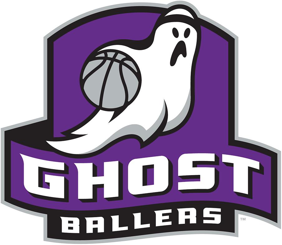 Ghost Ballers Logo Primary Logo (2017-Pres) -  SportsLogos.Net