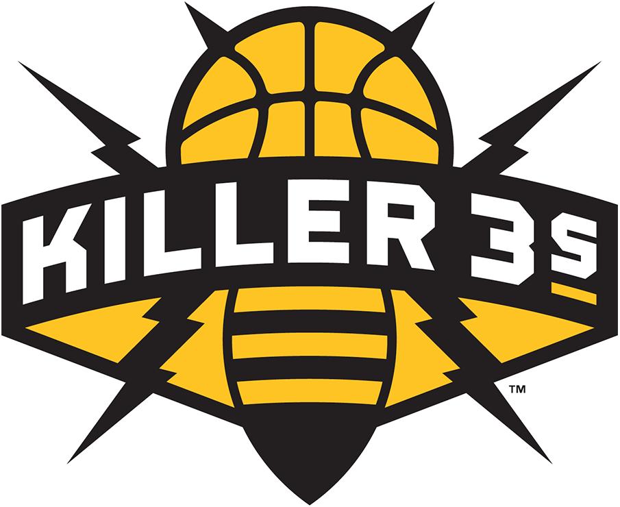 Killer 3s Logo Primary Logo (2017-Pres) -  SportsLogos.Net