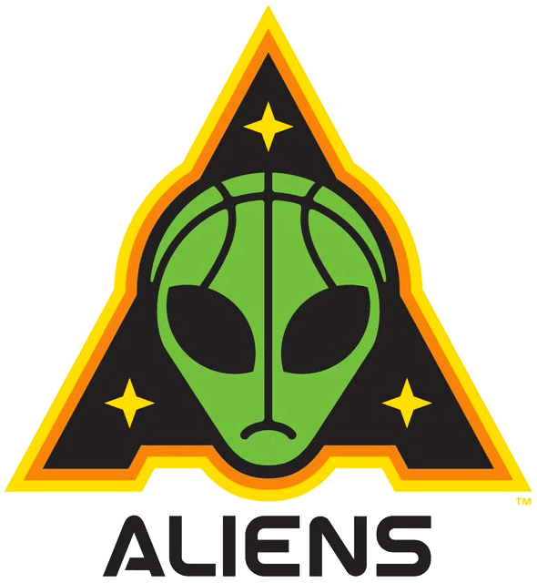 Aliens Logo Primary Logo (2019-Pres) -  SportsLogos.Net