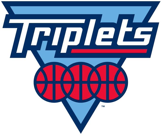 Triplets Logo Primary Logo (2019-Pres) -  SportsLogos.Net