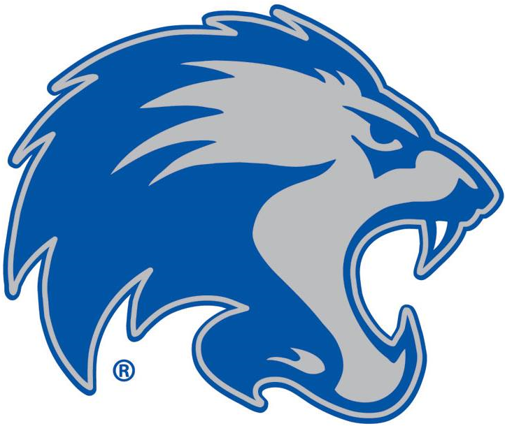 Columbus  Lions Logo Secondary Logo (2017-Pres) -  SportsLogos.Net