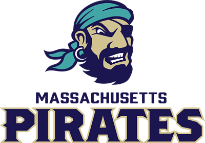 Massachusetts  Pirates Logo Primary Logo (2018-Pres) -  SportsLogos.Net