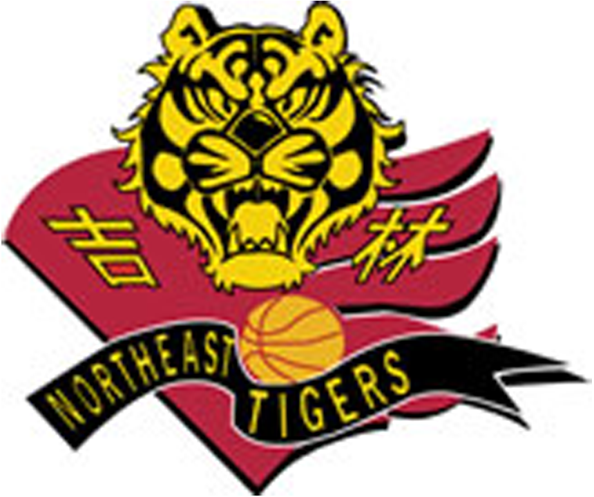 Jilin Northeast Tigers Logo Primary Logo (1998/99-Pres) - 徽章标志符号 吉林通钢东北虎 SportsLogos.Net