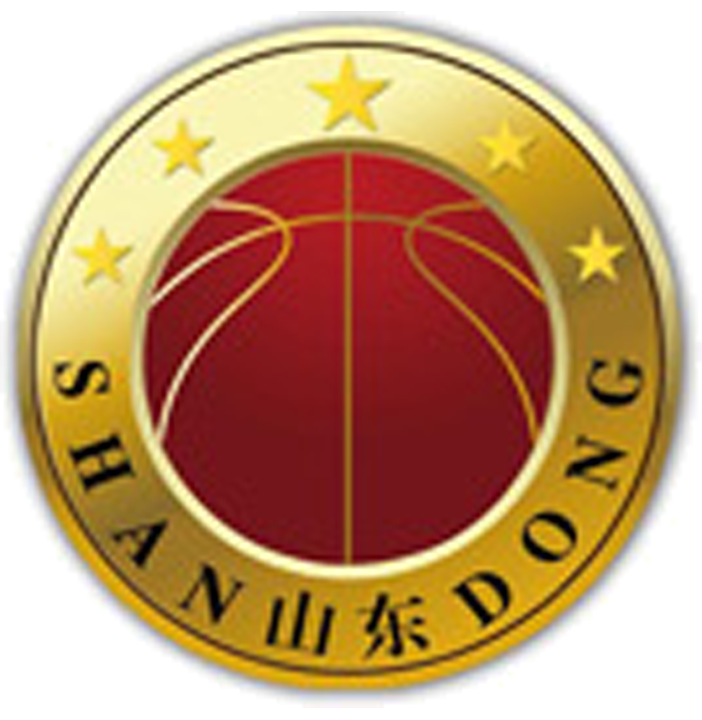 Shandong Golden Stars Logo Primary Logo (2003/04-Pres) - 徽章标志符号 山东高速金星 SportsLogos.Net