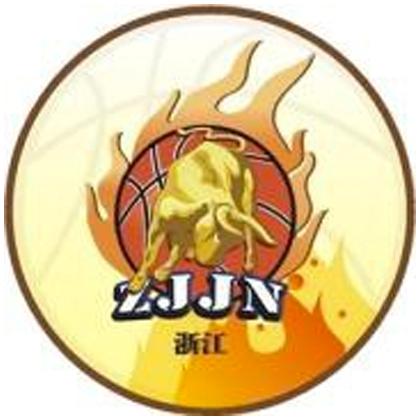 Zhejiang Golden Bulls Logo Primary Logo (2009/10-Pres) - 团队徽章标志符号   SportsLogos.Net