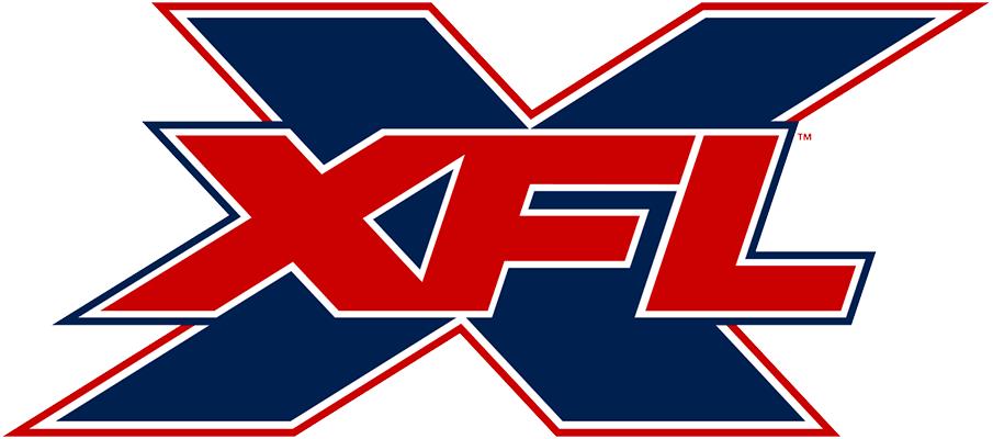 XFL Logo Primary Logo (2020-Pres) -  SportsLogos.Net