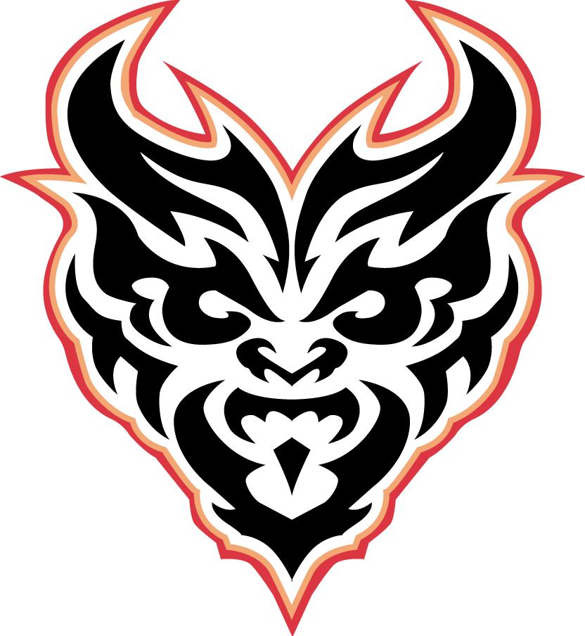 San Francisco Demons Logo Alternate Logo (2001) - Horned Deamon's head SportsLogos.Net