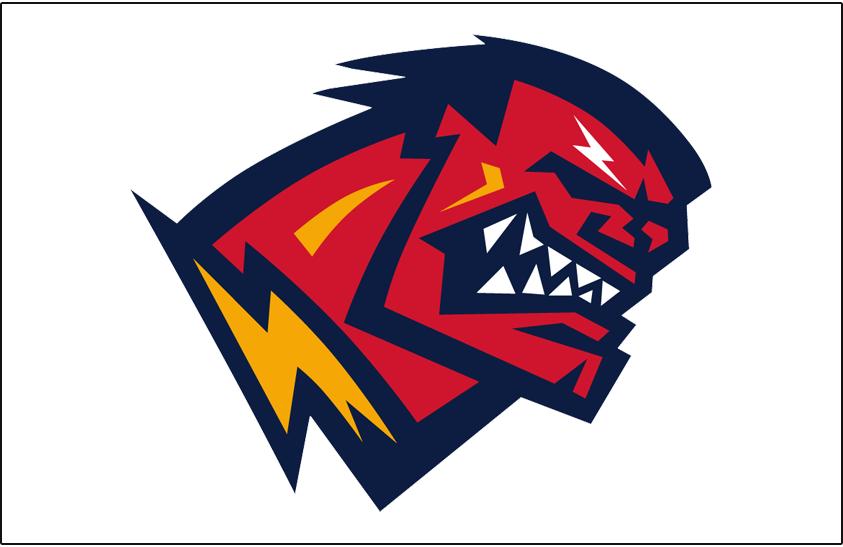 Orlando Rage Logo Helmet Logo (2001) -  SportsLogos.Net