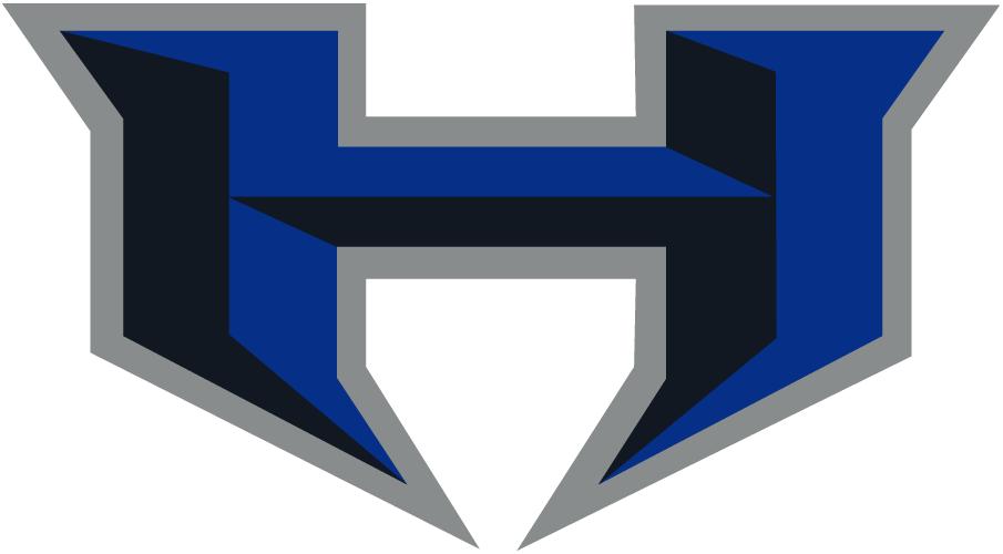 New York-New Jersey Hitmen Logo Primary Logo (2001) -  SportsLogos.Net