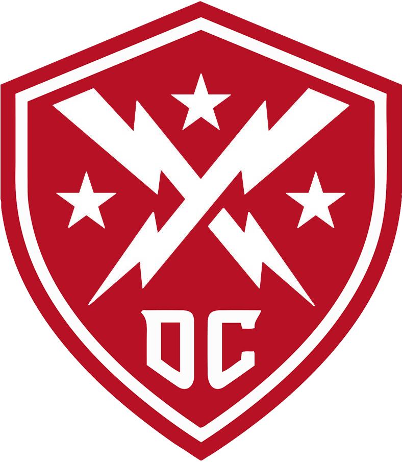 DC Defenders Logo Primary Logo (2020-Pres) -  SportsLogos.Net