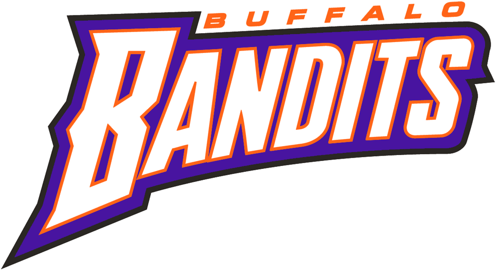 Buffalo Bandits Logo Wordmark Logo (1997/98-Pres) -  SportsLogos.Net