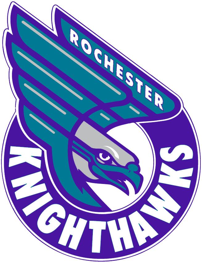Rochester Knighthawks Logo Primary Logo (2010/11-Pres) -  SportsLogos.Net