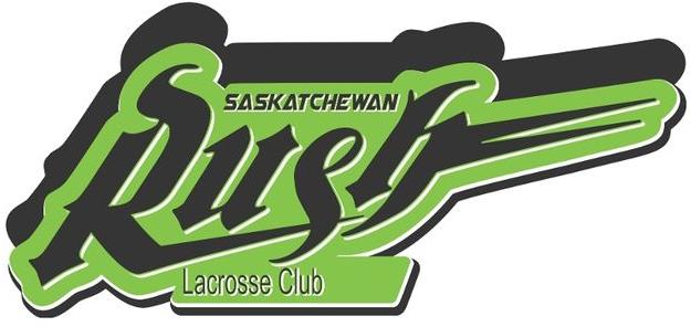 Saskatchewan Rush Logo Primary Logo (2015/16-Pres) -  SportsLogos.Net