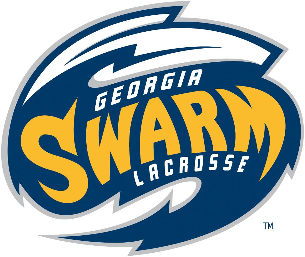 Georgia Swarm Logo Primary Logo (2015/16-Pres) -  SportsLogos.Net