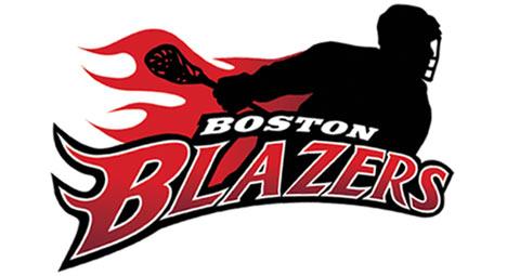 Boston Blazers Logo Primary Logo (2008/09-2010/11) -  SportsLogos.Net