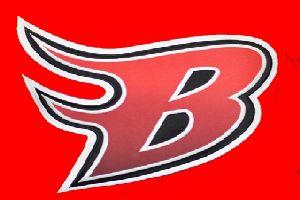 Boston Blazers Logo Secondary Logo (2008/09-2010/11) -  SportsLogos.Net