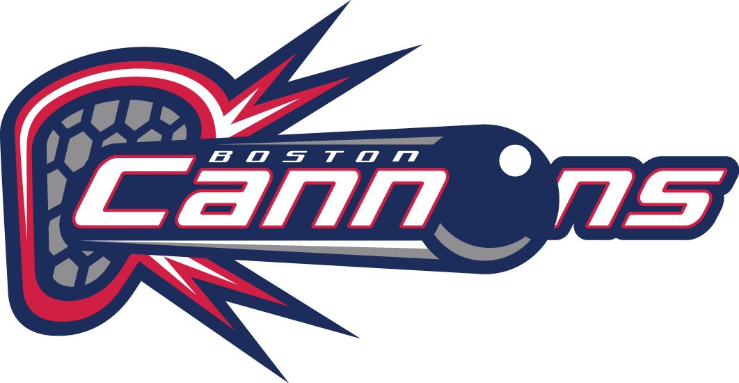 Boston Cannons Logo Primary Logo (2007-Pres) -  SportsLogos.Net