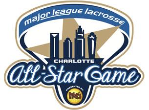 MLL All Star Game Logo Primary Logo (2013) - 2013 MLL All-Star Game - Charlotte SportsLogos.Net