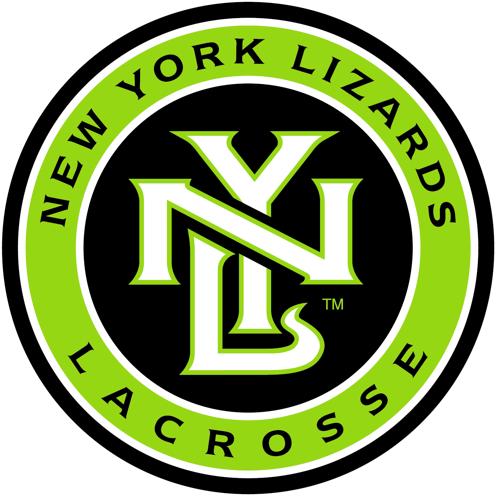 New York Lizards Logo Primary Logo (2013-Pres) -  SportsLogos.Net