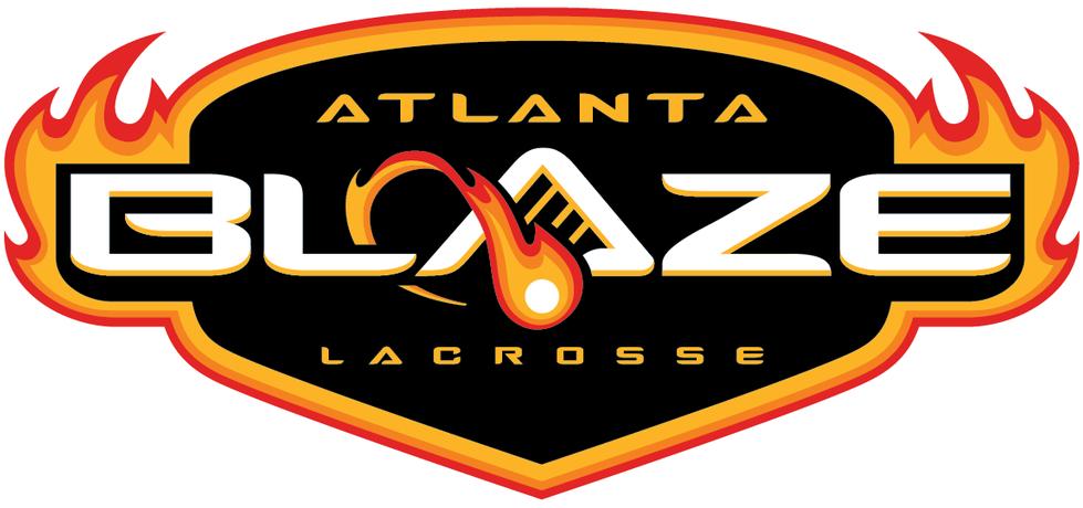 Atlanta Blaze Logo Primary Logo (2016-Pres) -  SportsLogos.Net