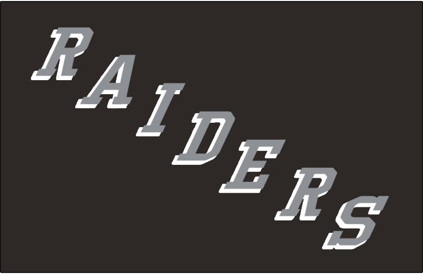 Kingston Raiders Logo Jersey Logo (1988/89) -  SportsLogos.Net