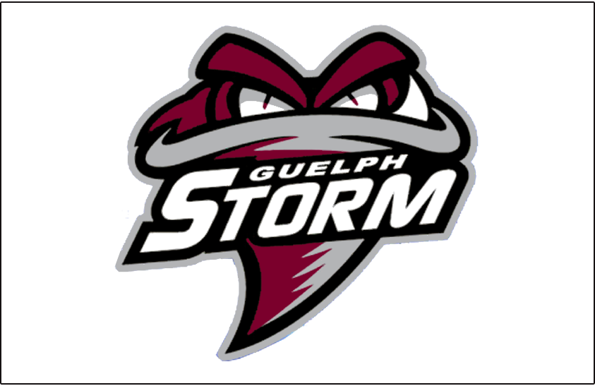Guelph Storm Logo Jersey Logo (2018/19-Pres) -  SportsLogos.Net