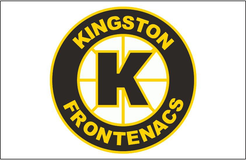Kingston Frontenacs Logo Jersey Logo (1998/99-2000/01) -  SportsLogos.Net