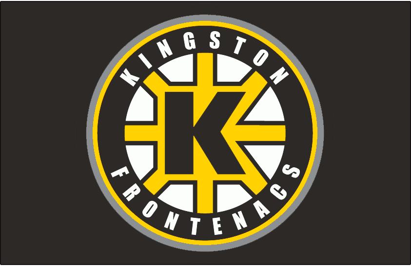 Kingston Frontenacs Logo Jersey Logo (2007/08-2011/12) -  SportsLogos.Net