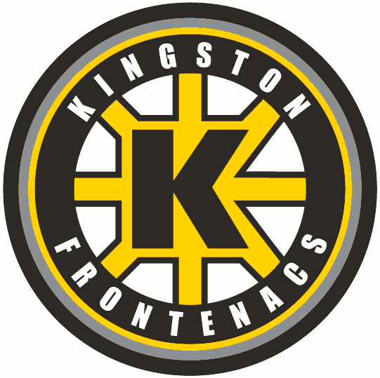 Kingston Frontenacs Logo Alternate Logo (2001/02-2008/09) -  SportsLogos.Net
