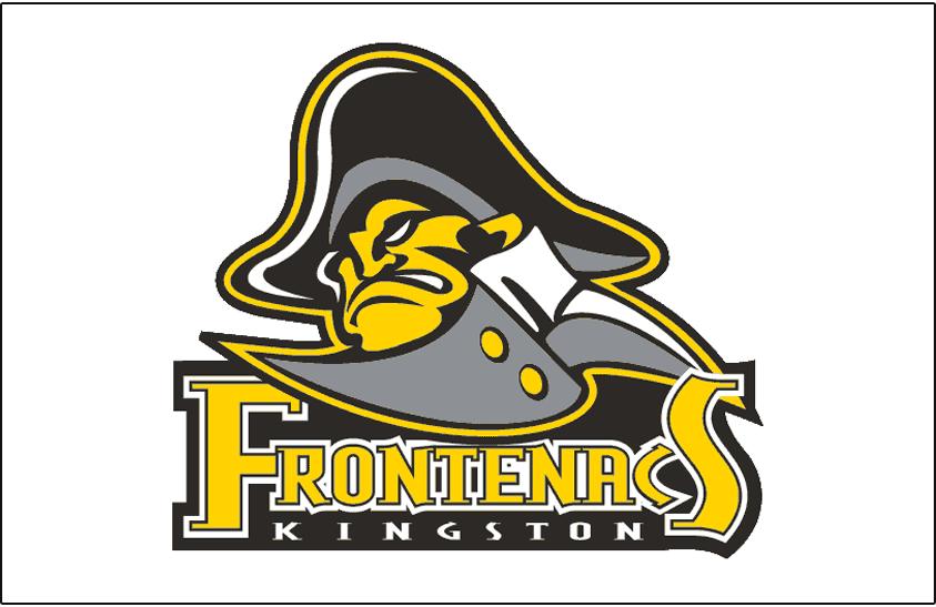 Kingston Frontenacs Logo Jersey Logo (2001/02-2008/09) -  SportsLogos.Net