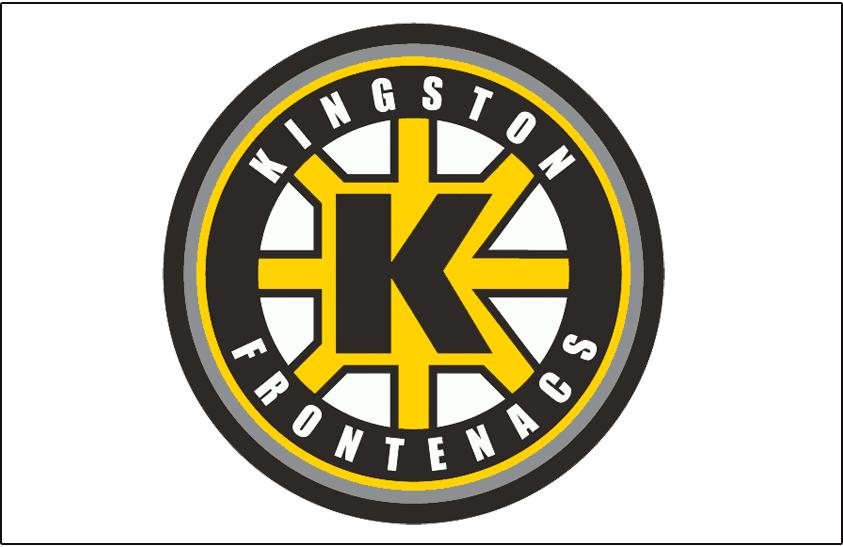 Kingston Frontenacs Logo Jersey Logo (2008/09-2011/12) -  SportsLogos.Net