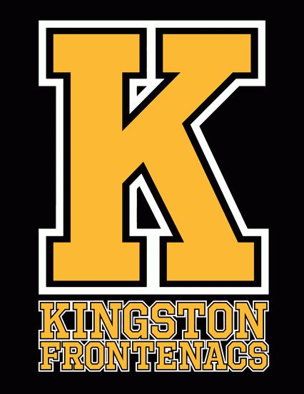 Kingston Frontenacs Logo Alternate Logo (2012/13-Pres) -  SportsLogos.Net