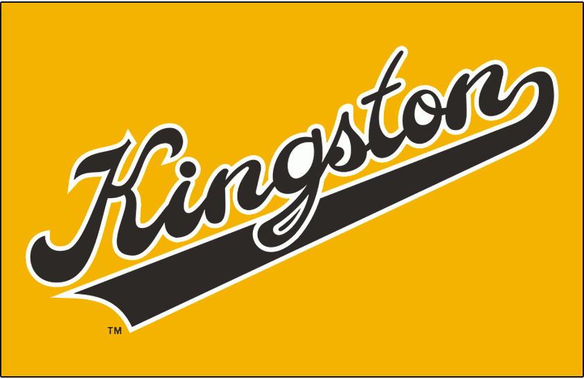 Kingston Frontenacs Logo Jersey Logo (2010/11-2015/16) -  SportsLogos.Net