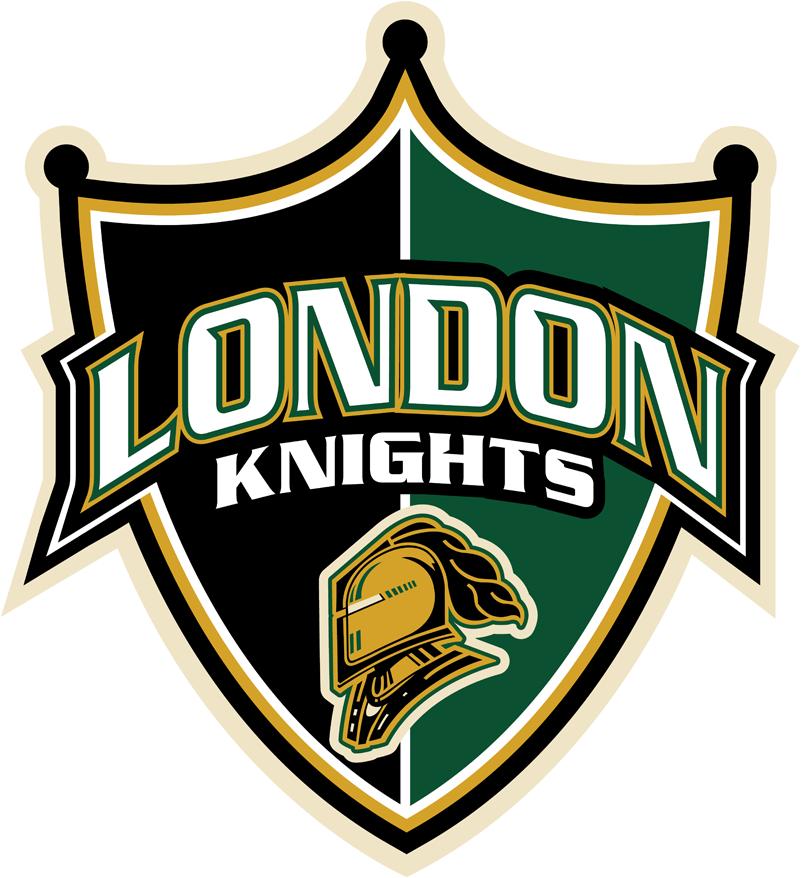 London Knights Logo Alternate Logo (2012/13-Pres) -  SportsLogos.Net