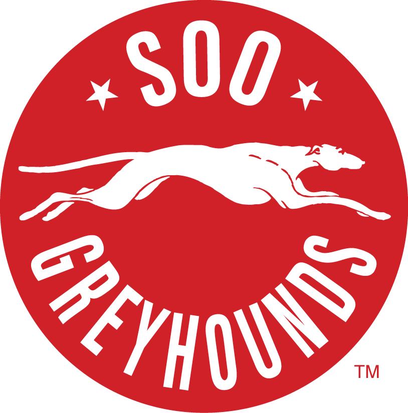 Sault Ste. Marie Greyhounds Logo Primary Logo (2013/14-Pres) -  SportsLogos.Net