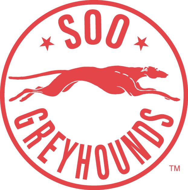 Sault Ste. Marie Greyhounds Logo Alternate Logo (1985/86-1994/95) -  SportsLogos.Net
