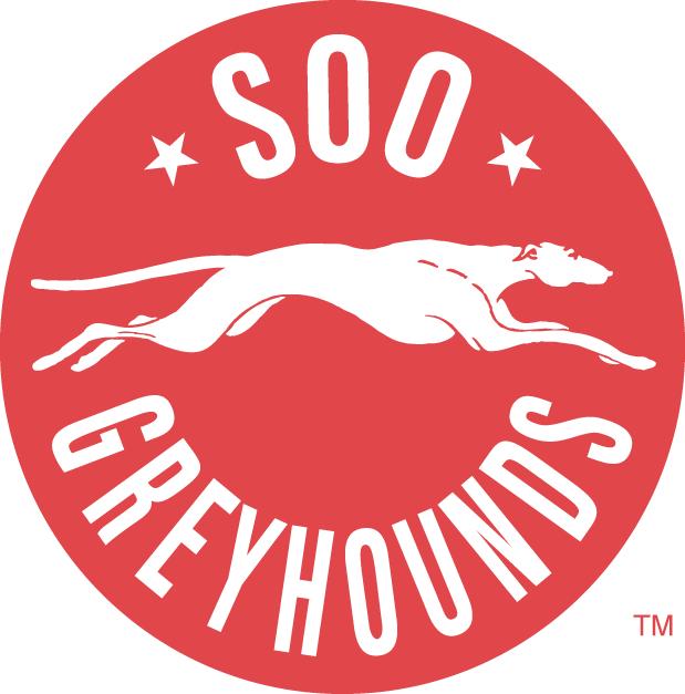 Sault Ste. Marie Greyhounds Logo Primary Logo (1972/73-1994/95) -  SportsLogos.Net