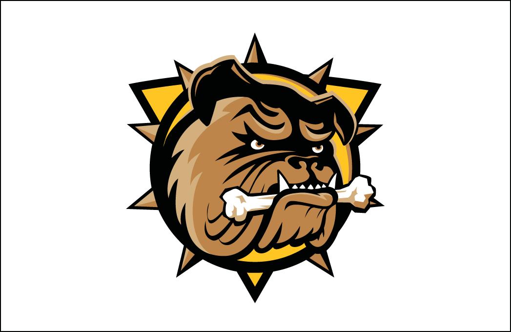 Hamilton Bulldogs Logo Jersey Logo (2016/17-Pres) -  SportsLogos.Net