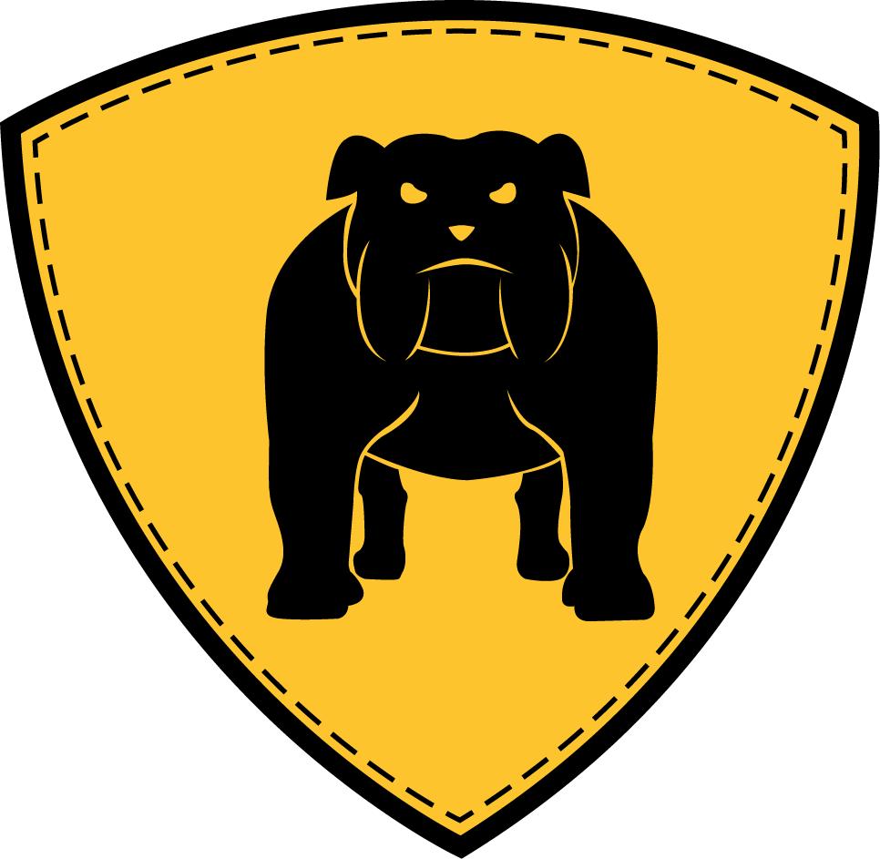 Hamilton Bulldogs Logo Alternate Logo (2016/17-Pres) -  SportsLogos.Net