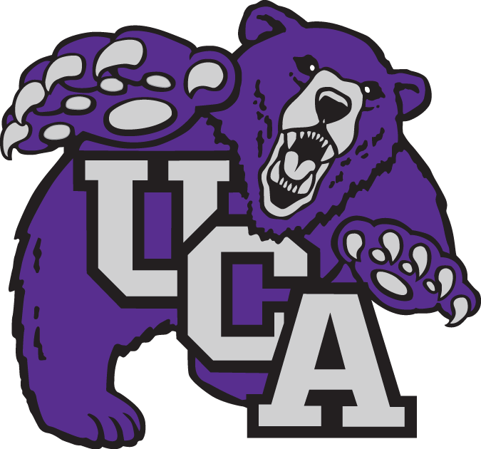 Central Arkansas Bears Logo Primary Logo (1996-2008) -  SportsLogos.Net