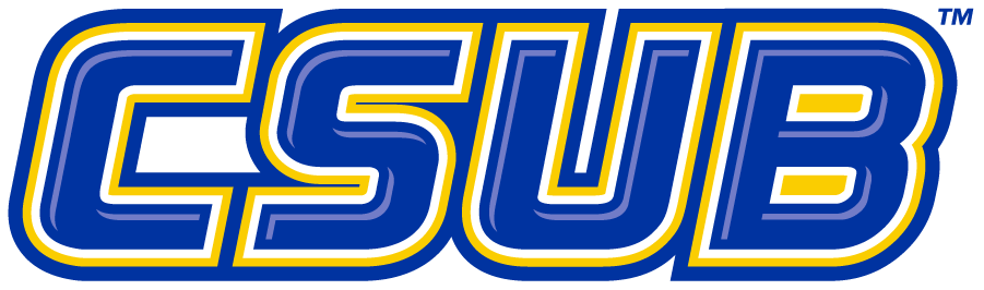 CSU Bakersfield Roadrunners Logo Wordmark Logo (2011-2019) - CSUB mark. SportsLogos.Net